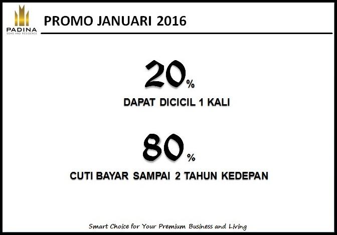 Promo Padina Januari 2016