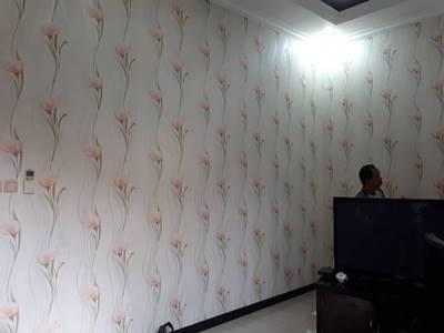 Jual Wallpaper Dinding Dengan Sistem Custom